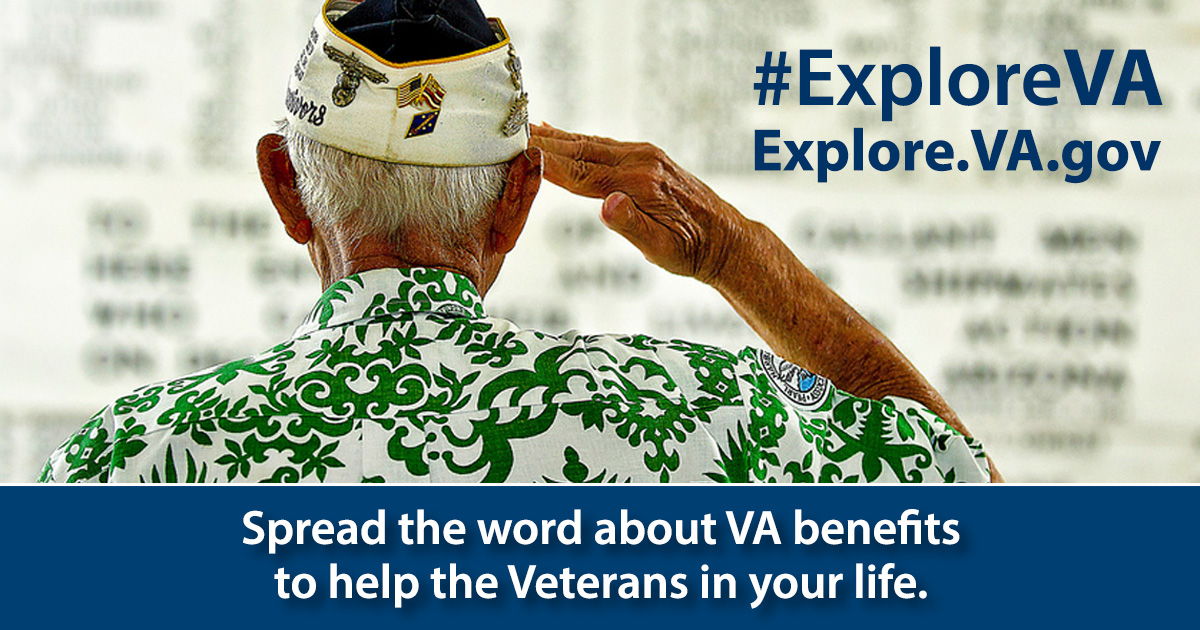 Explore VA website
